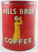 hills bros