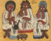 ancient coffee ceremony