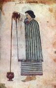 women, chocolate, aztec