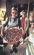 Amish Chocolate Pretzels