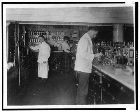 pharmacists, drugs, prescription, 1900,
