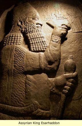 Assyrians, cannabis, Esarhaddon, magic