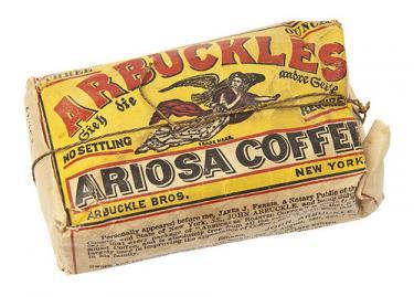 Arbuckes Ariosa Coffee