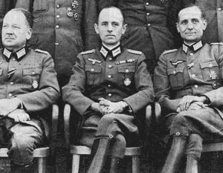 Hubertus Strughold, MK-Ultra, nazi, war crimes, CIA, OSS, Hallucinogens