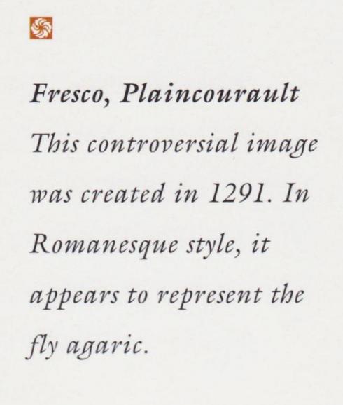 Fresco Plaincourault Description