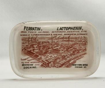 C.F. Boehringer & Soehne Ferratin Lactophenin
