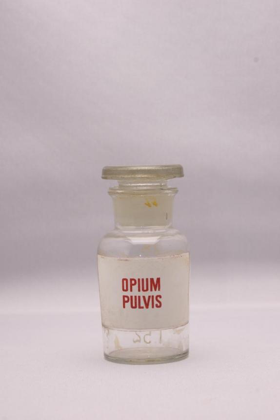 Opium Pulvis Herb Museum