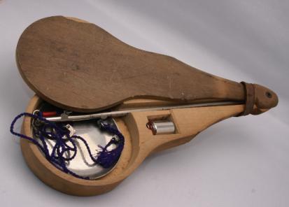 Opium Scale in Wooden Case