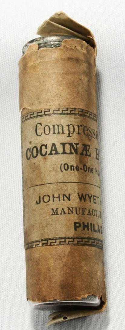Cocaine Hydrochloride 1