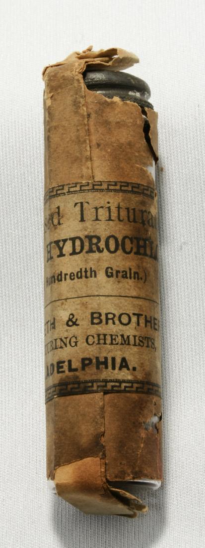 Cocaine Hydrochloride 3