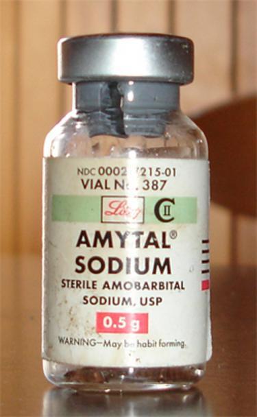 Amytal Sodium #2