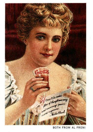 Hilda Clark Coca-Cola Endorsement