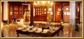 Interior- The Herb Museum of Nyonya Meener