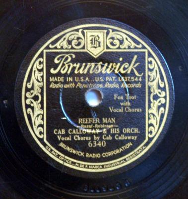 Cab Calloway - Reefer Man Lyrics - lyr1cs.com