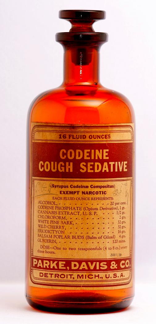 Codeine Cough Sedative (Park, ...